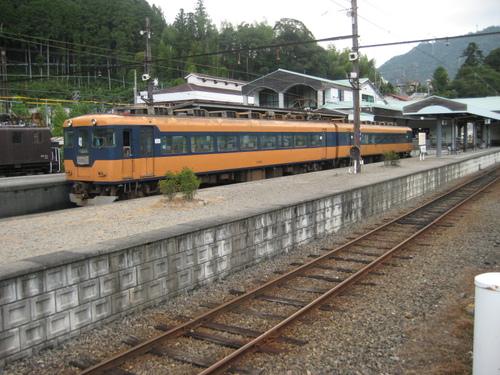 大井川井川線